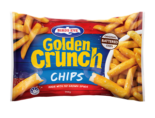 Golden Crunch