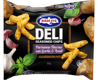 45776 Deli Parmesan Flavour with Garlic & Basil